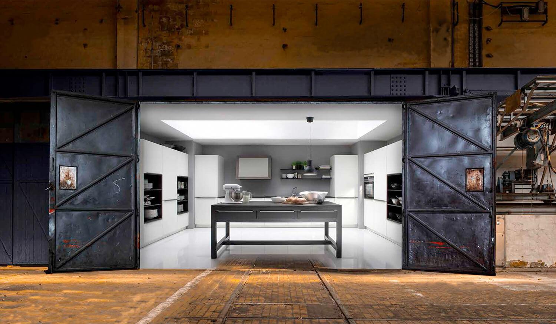 Eisentor Küche