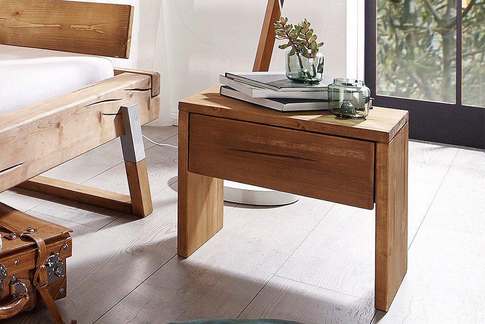 nachtkonsole mira fichte m belhaus g rtner lorsch. Black Bedroom Furniture Sets. Home Design Ideas